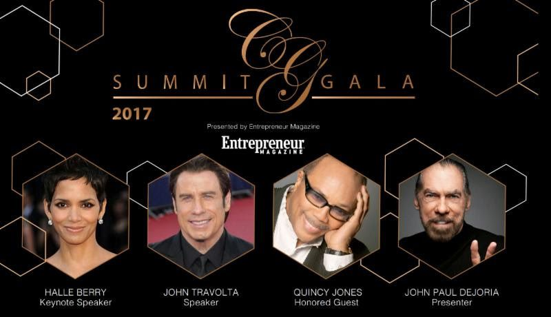 Don't miss an incredible and insightful weekend at the Summit Gala and Conference presented by Entrepreneur Magazine in Los A