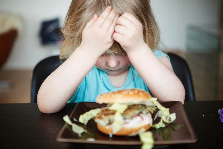 Why You Lose Your Appetite When You're Upset
