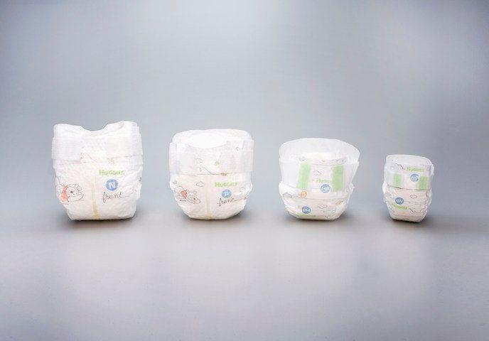 The Nano Preemie Diaper is the latest in Huggies line of diapers designed for newborns in the NICU.