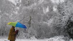 Snow Expected To Hit The UK As Temperatures