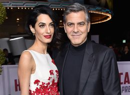 Amal Clooney Pregnant With Twins