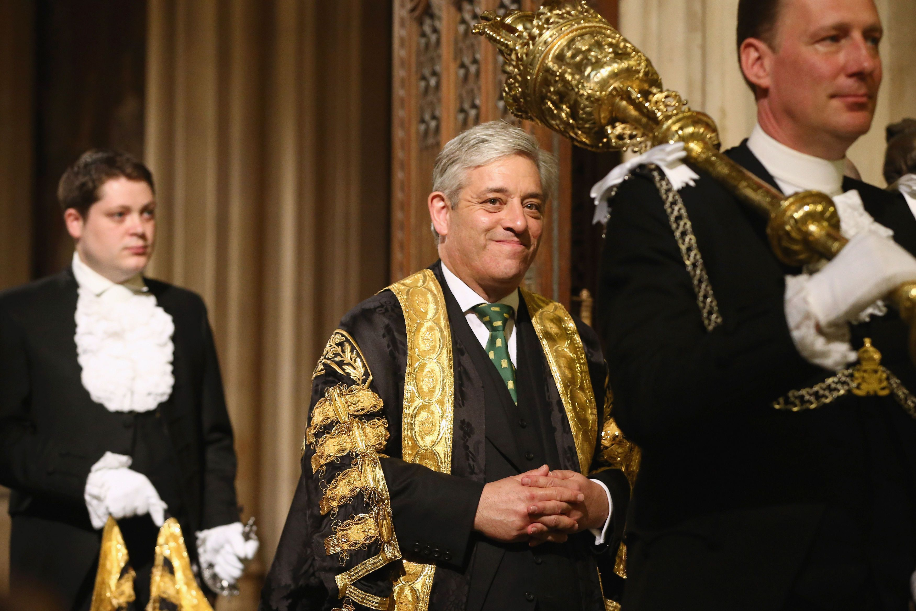 A petition has been launched calling for House of Commons Speaker John Bercow's