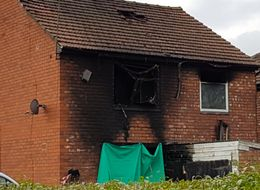 Man And Woman Killed In Manchester House Blaze That Injured Four Children
