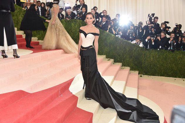 Emma Watson Stars In Sustainable Fashion Photoshoot For Elle