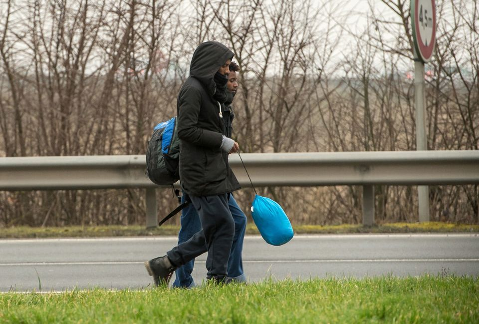 As many as 50 unaccompanied refugee children have begun arriving this week in Calais, northern France,...