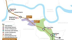 Bakerloo Line Extension Could Bring The Tube To