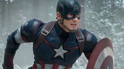 Chris Evans Proves He's Really Captain America, Takes On Former KKK