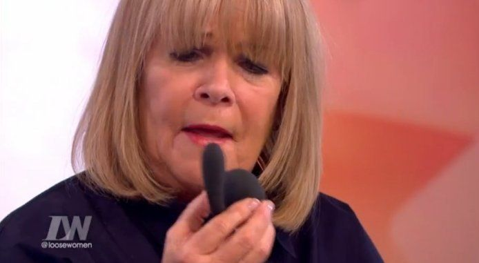 'Loose Women' Descends Into Chaos Thanks To Linda Robson's Sex Toy
