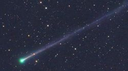A Beautiful Green Comet Is Going To Light Up The Night Sky