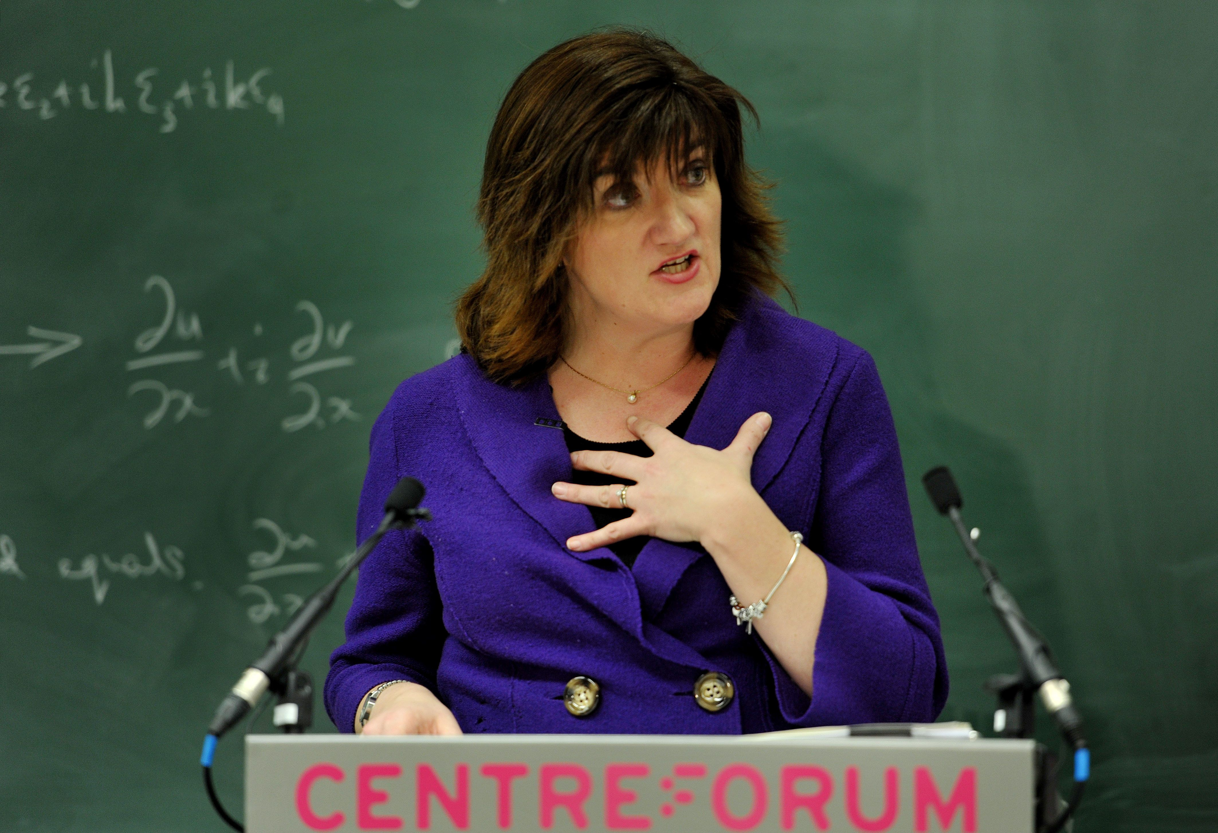 23 Tory MPs, including former education minister Nicky Morgan, are reported to be in favour of compulsory...