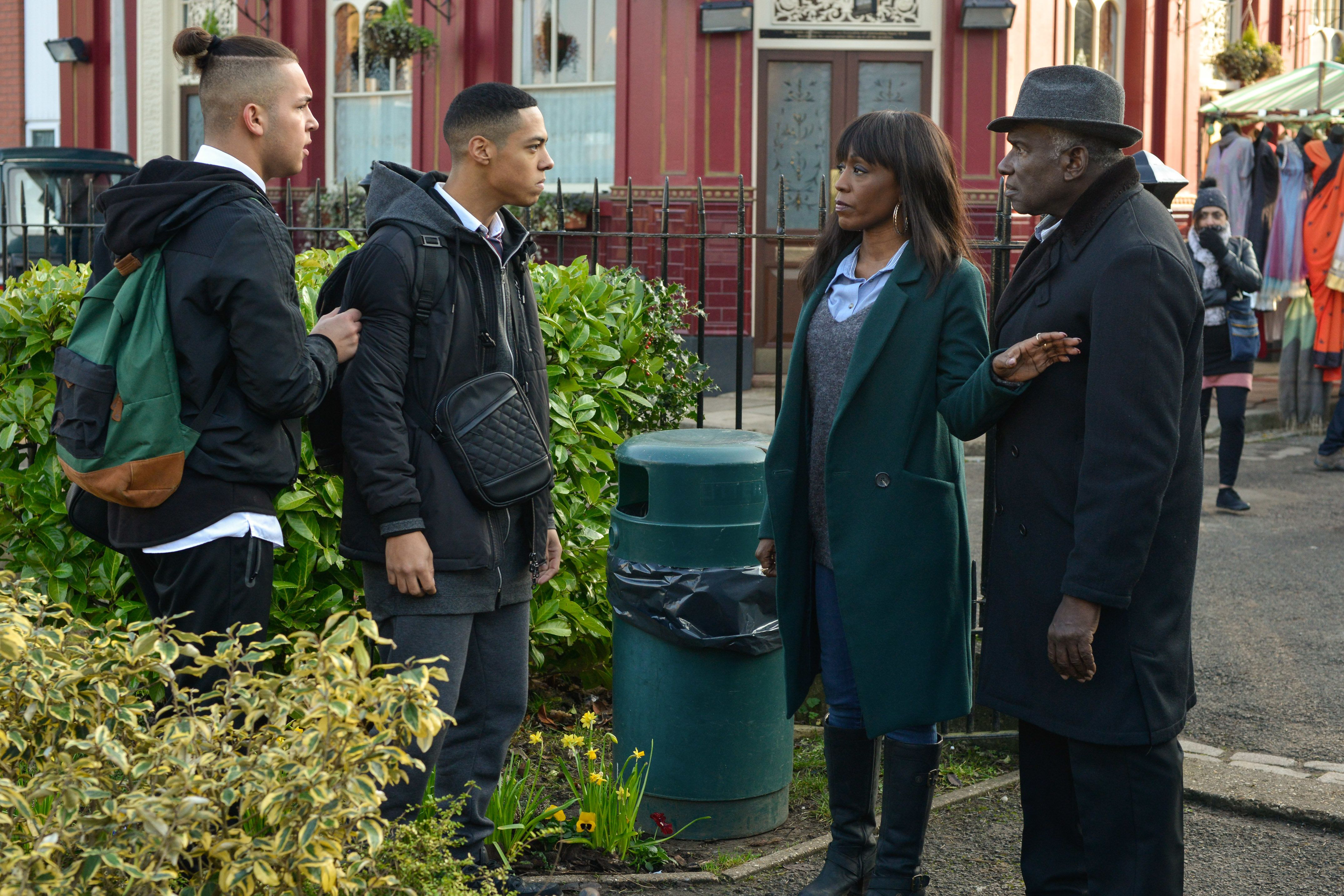 Spoiler! EastEnders' Denise Set For Confrontation With