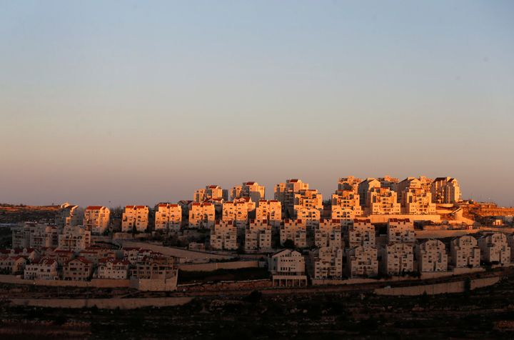Almost 600,000 people live in settlements in West Bank and East Jerusalem, according to U.S. Ambassador to the U.N. Samantha