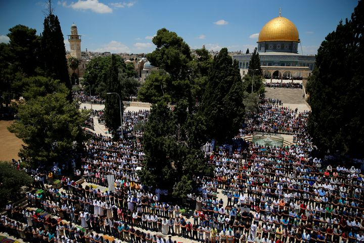 Congress passed the Jerusalem Embassy Act, recognizing Jerusalem as Israel's capital, in 1995. But every president who