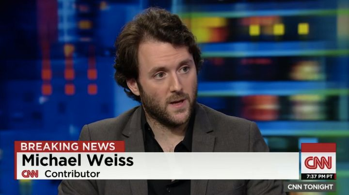 Michael Weiss is looking for new funding to keep The Interpreter going.
