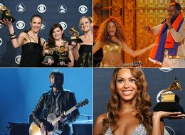 This Is What The Grammys Looked Like 10 Years Ago