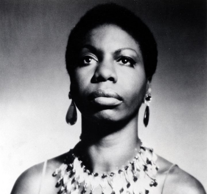 "Nina Simone was an iconic <a href=""http://www.biography.com/people/nina-simone-9484532"" target=""_blank"">blues and jazz singer"