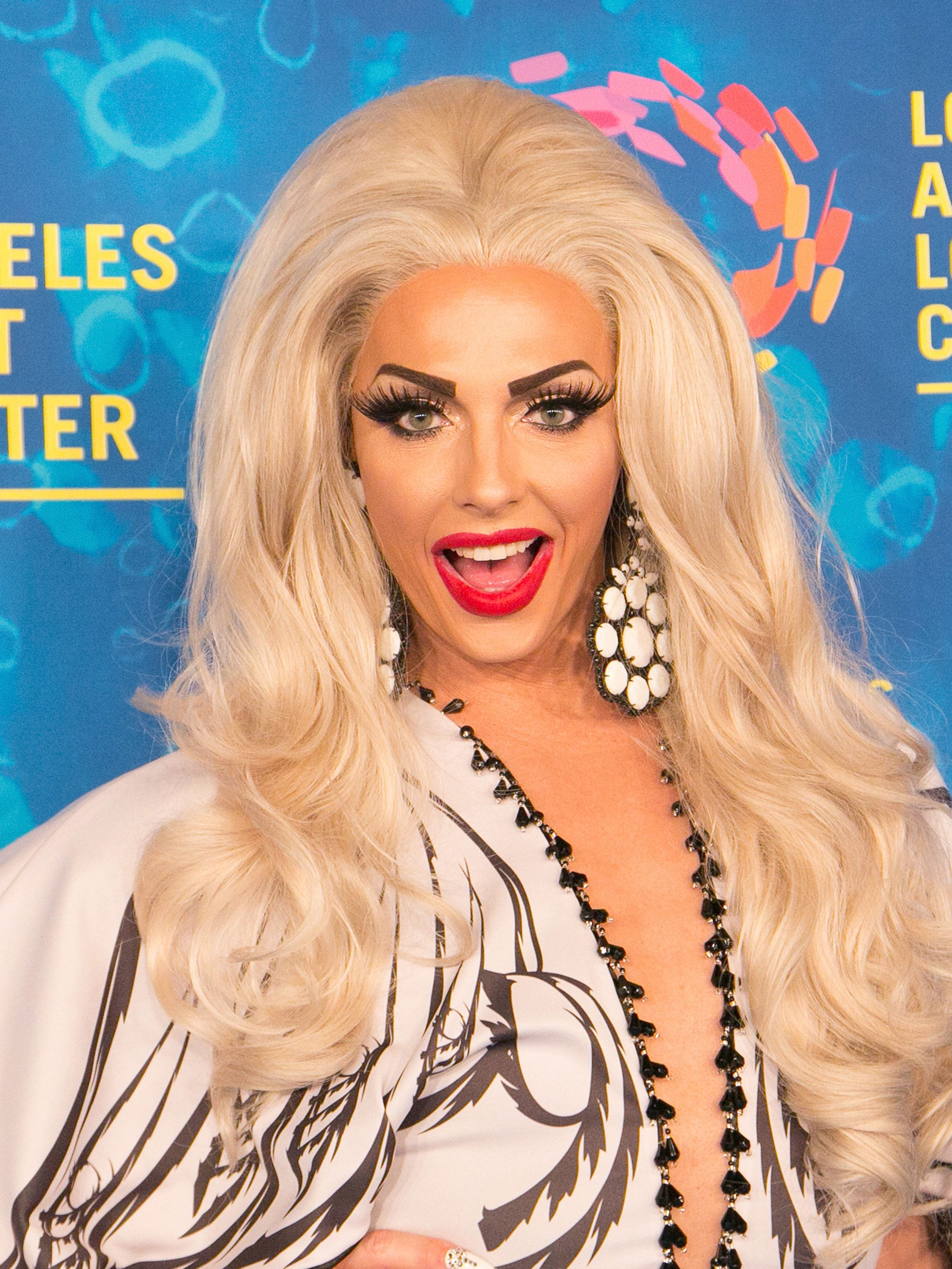 WEST HOLLYWOOD, CA - SEPTEMBER 24:  Alyssa Edwards attends Los Angeles LGBT Center's 47th Anniversary Gala Vanguard Awards at Pacific Design Center on September 24, 2016 in West Hollywood, California.  (Photo by Gabriel Olsen/Getty Images)