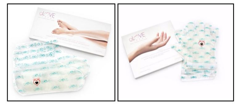 Glove Treat Paraffin Hand And Foot Treatments