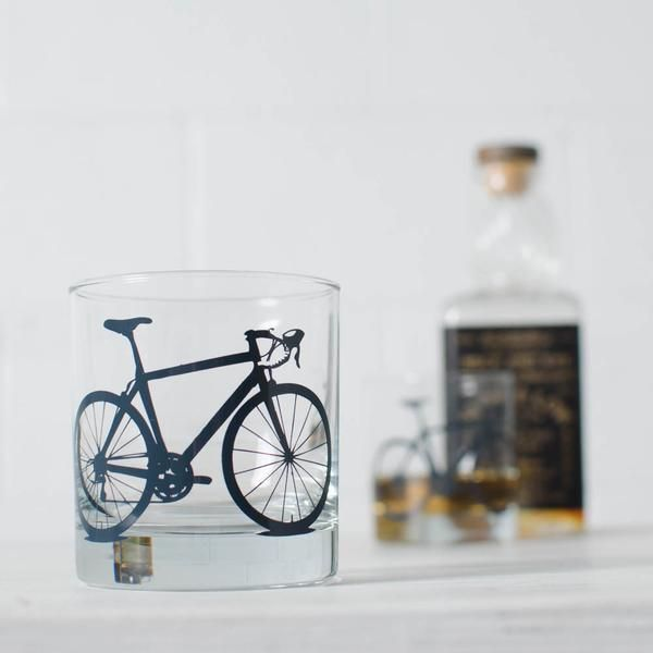 Bicycle Rocks Glasses from Vital Industries