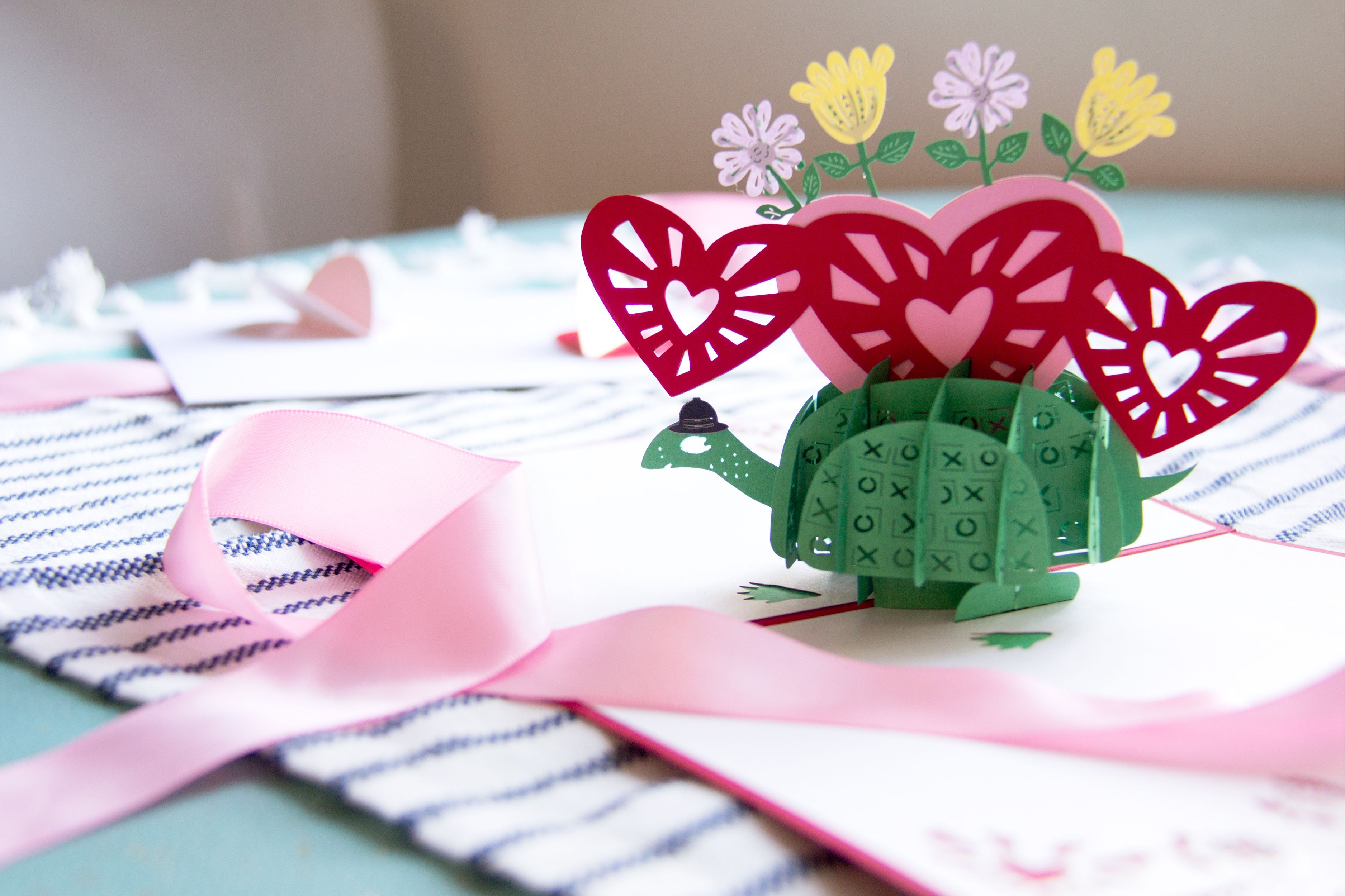 Swoon Over Their Intricate Cards, Especially The Love Turtle Pop Up, Then  Pen A Heartfelt Message. $13. Available Online And At Retailers In NY And  Boston.