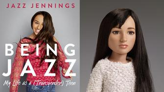 The new transgended doll debuted by the Tonner Doll Company is based on Jazz Jennings of the I Am Jazz reality TV program on TLC