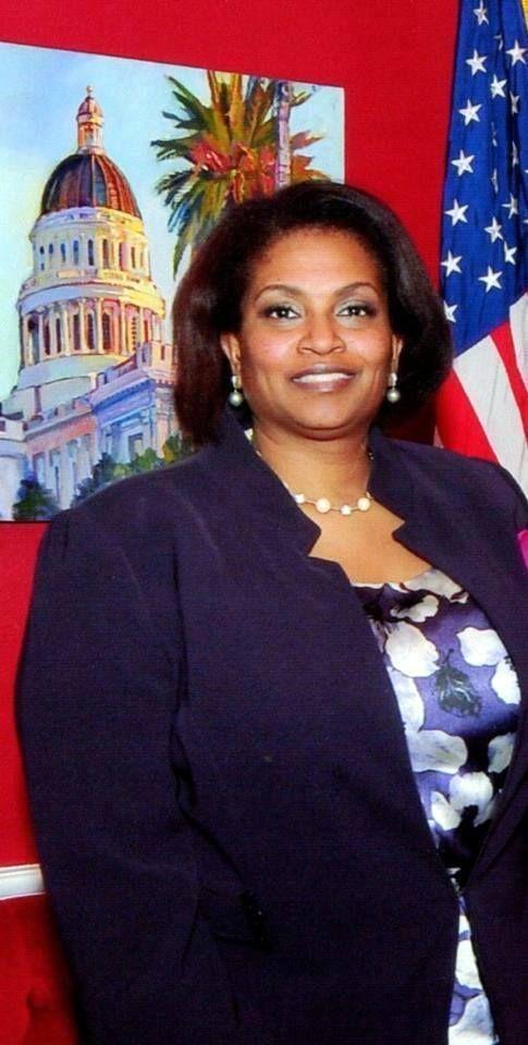 BriGette McCoy, Army veteran, MST survivor, veterans advocate, social entrepreneur, founder of Women Veteran Social Justice N