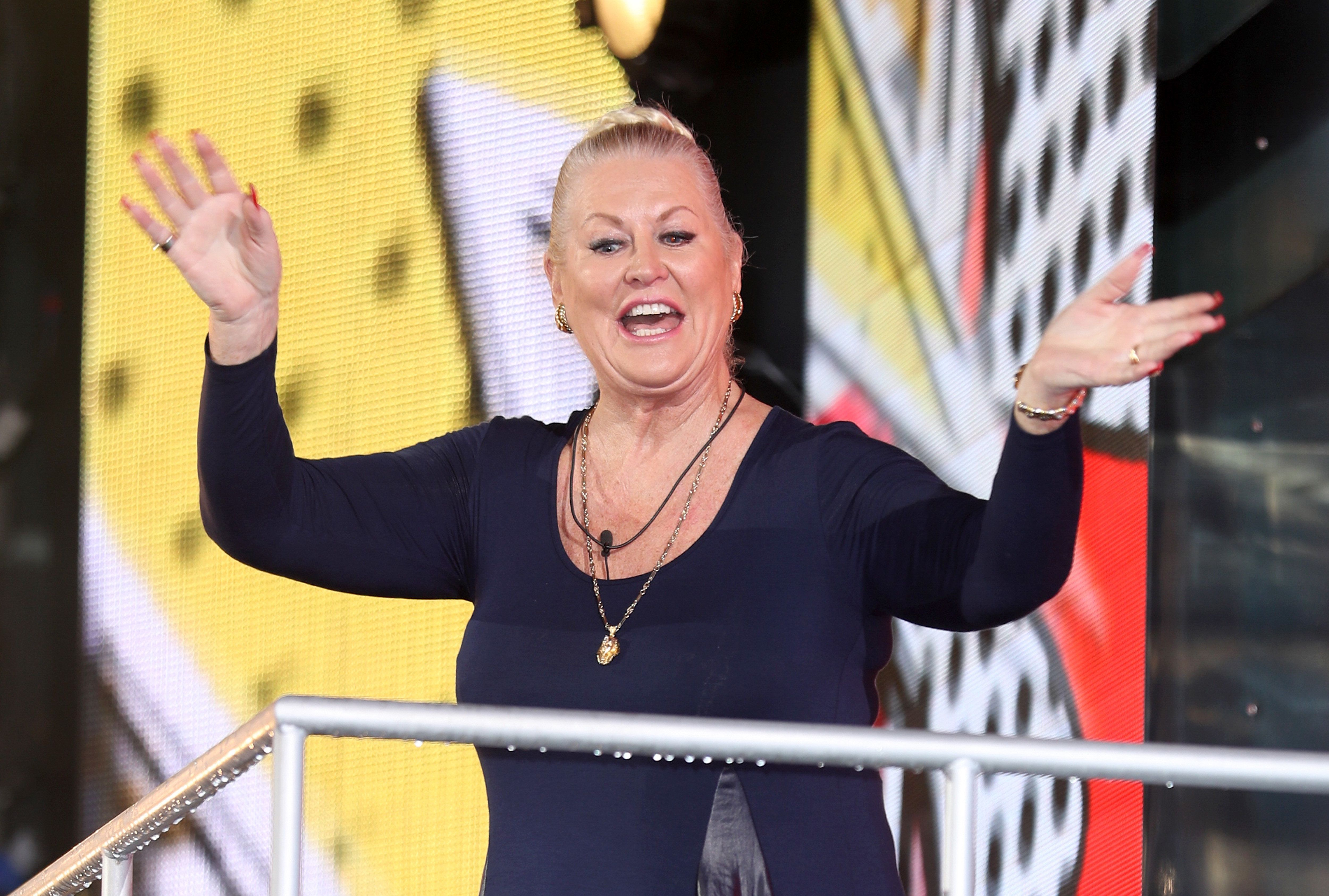Kim Woodburn Banned From 'Celebrity Big Brother' Reunion, By Fellow