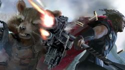 The Guardians Of The Galaxy Will Be In 'Avengers: Infinity