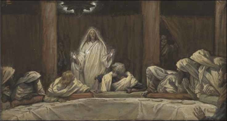 Appearance of Christ in the Upper Room (Cenacle)