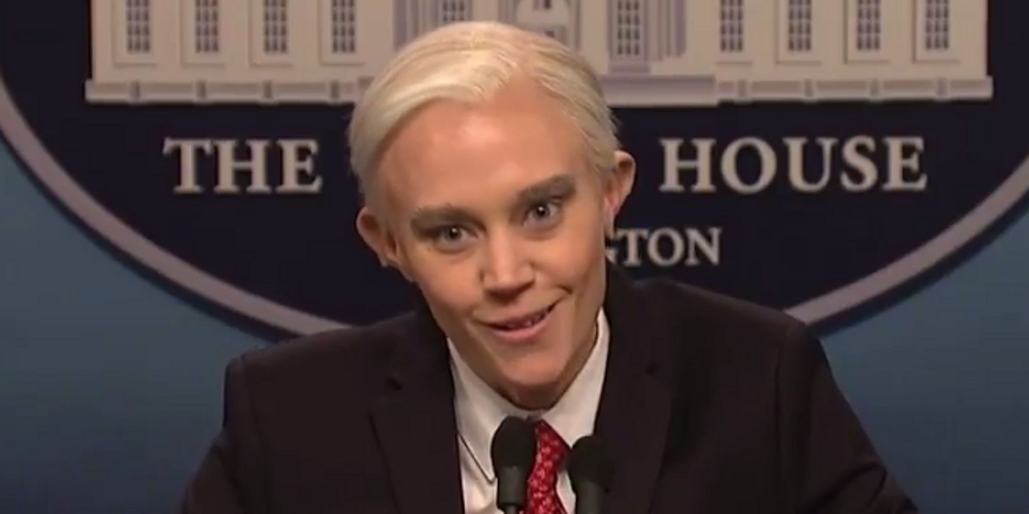 Kate McKinnon Plays Jeff Sessions On 'SNL' Because She Can ...