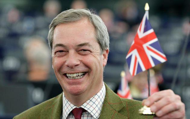 Nigel Farage believes EU leaders are 'worried and