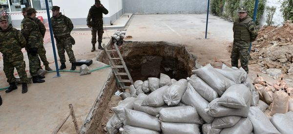 WW2 Bomb Forces Up To 72,000 To Evacuate Homes In Greece