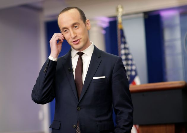 White House senior adviser Stephen Miller made the rounds on Sunday's political