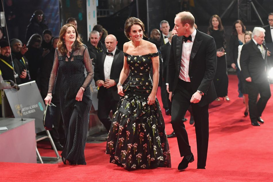 BAFTAs: BAFTAs 2017: Red Carpet Dresses You Need To See, From Emma