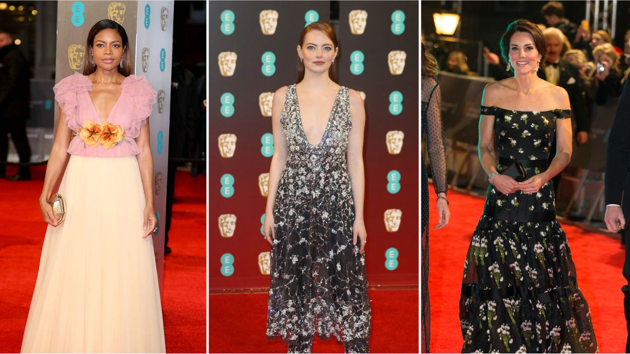 The BAFTA Red Carpet Dresses You Need To