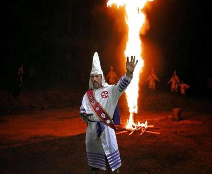 Frank Ancona was an imperial wizard for a KKK chapter in Missouri.