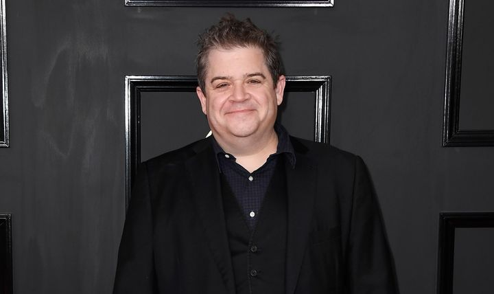 Patton Oswalt just won his first Grammy award.