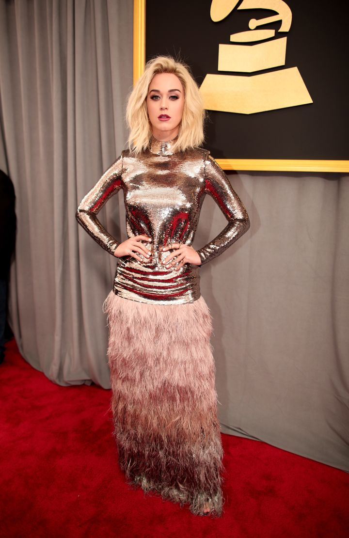 The 10 Most Memorable Red Carpet Moments From 2016 Grammy Awards Thefashionspot