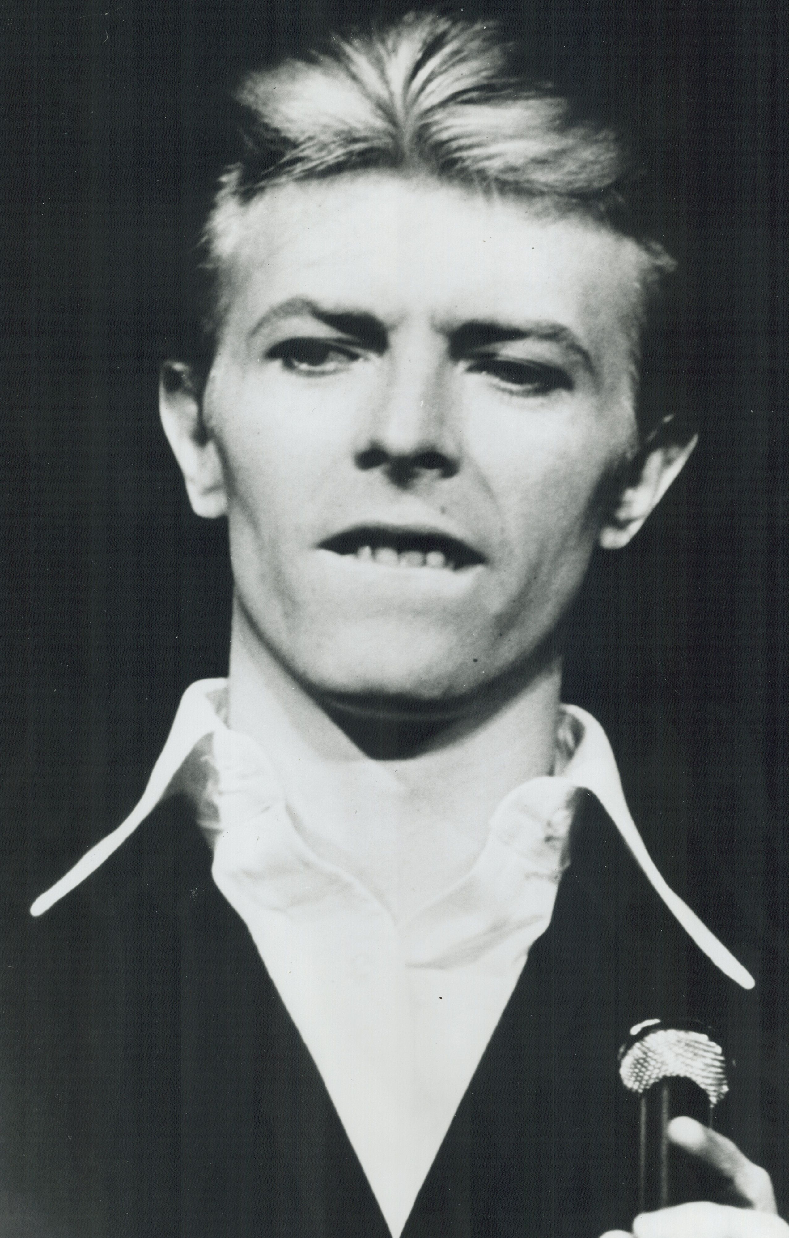 CANADA - CIRCA 1900: David Bowie (Photo by Bob Olsen/Toronto Star via Getty Images)