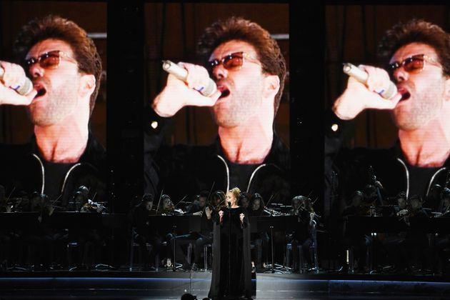 Adele sings 'Fastlove' in tribute to George