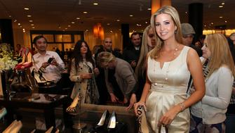 CANOGA PARK, CA - FEBRUARY 17:  Ivanka Trump attends the Launch of Her Spring 2011 Lifestyle Collection of Footwear at the Topanga Nordstrom on February 17, 2011 in Canoga Park, California.  (Photo by Frederick M. Brown/Getty Images)