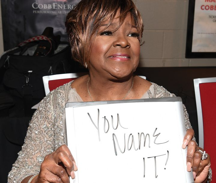 "Caesar is an <a href=""https://www.grammy.com/artist/shirley-caesar"" target=""_blank"">11 time</a> Grammy winner."