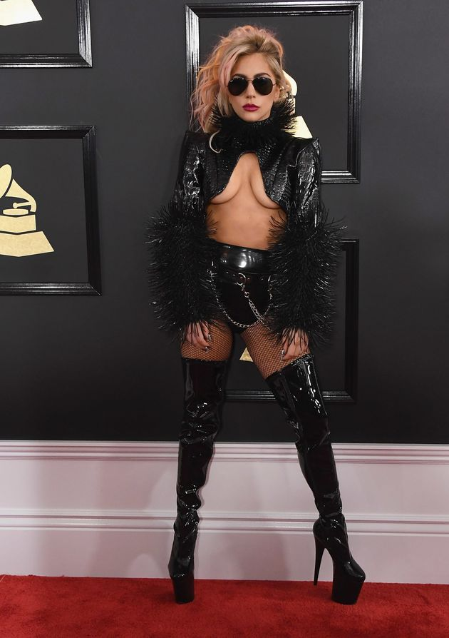 Grammys 2017: Lady Gaga's Outfit Gives Zero F**ks About Evening Dresses And Body