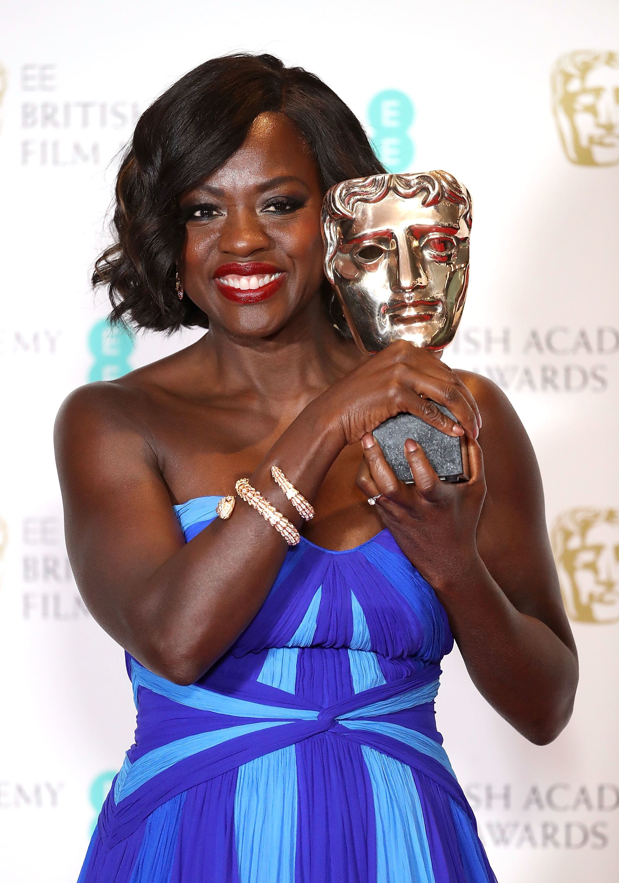 Viola Davis picked up the award for Best Supporting