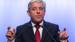 Ministers Back Move To Oust John Bercow, Claims Tory