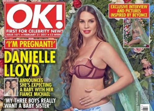 Danielle Lloyd Is Pregnant With Her Fourth Child, Announces It With Beyoncé-Inspired