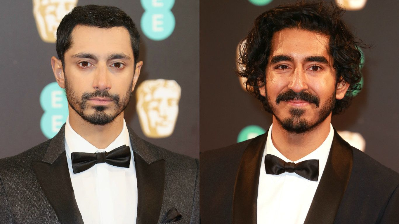 Burberry Confused Dev Patel With Riz Ahmed At The BAFTA