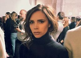 Victoria Beckham Reveals 'Empowering' New Collection At New York Fashion Week