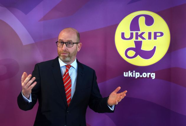 Stoke Voters Would 'Annul' Brexit Vote If They Fail To Elect Paul Nuttall, Says Ukip