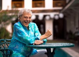 Lionel Blair Asked To Come Home On First Day Of Filming 'Real Marigold Hotel'